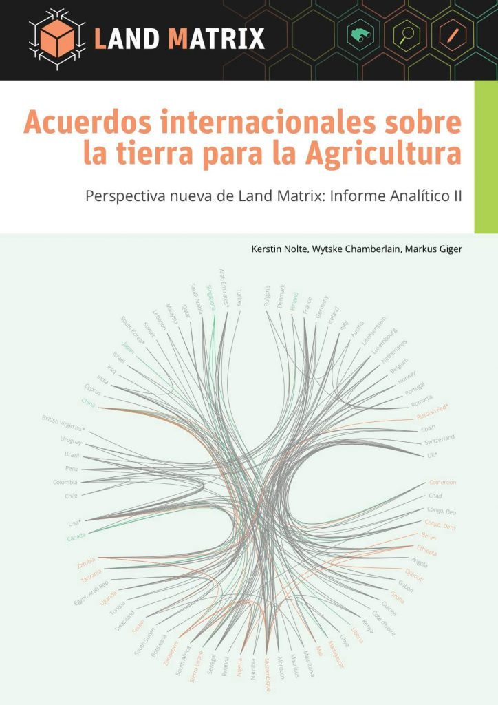 Informe Analitico II Land Matrix Global