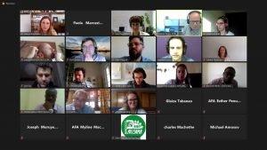 Reunión Anual de Comité Directivo de la Iniciativa Land Matrix 5