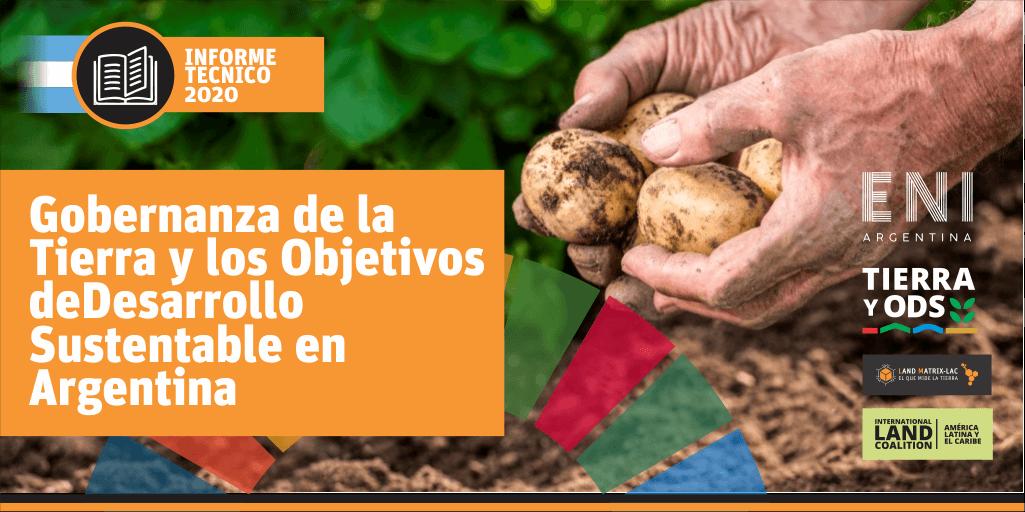Gobernanza de la tierra y los objetivos de desarrollo sustentable en Argentina