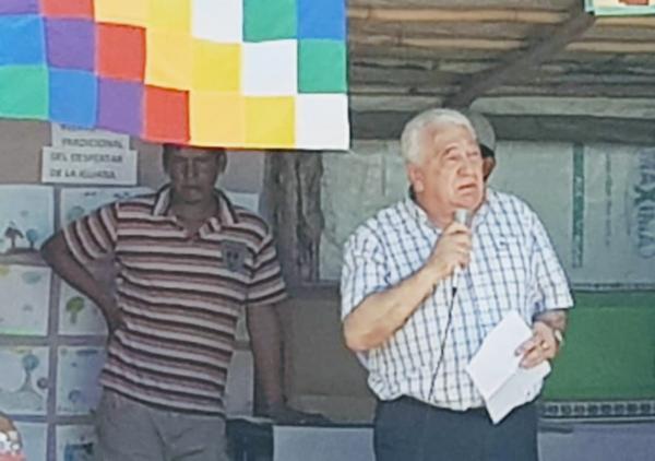 Dr. Osvaldo Sosa - Senador Provincial
